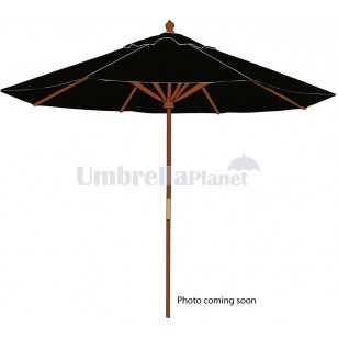 Branded Market Umbrella 3.0m Polyester