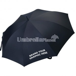 Deluxe Corporate Hook Umbrellas Branded