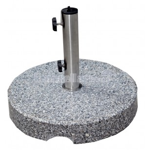 Granite Base for Market Umbrellas