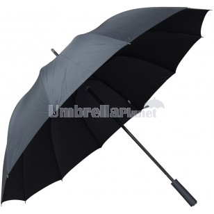Mens Classics Fibreglass Printed Umbrella
