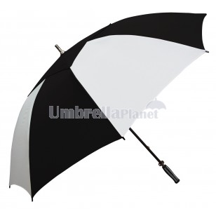 Premium Custom Branded Umbrella Black