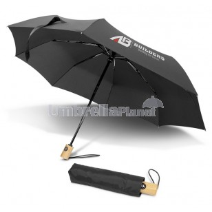 Recycled Material Promotional Umbrellas Compact