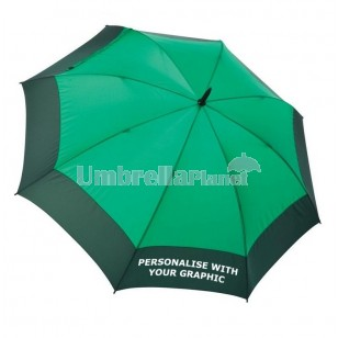 The Fairway Event Printed Golf Umbrella