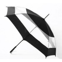 Audrey Branded Umbrellas With Clear Window
