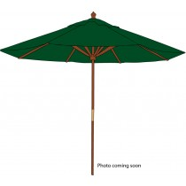 Branded Market Umbrella 3.5m Polyester