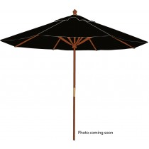 Branded Market Umbrella 3m Canvas