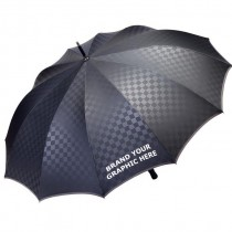 Embossed Office Umbrella Bulk Branded