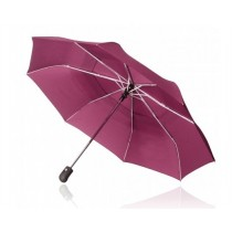 Rose Promotional Folding Umbrella