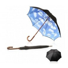 Blue Sky Branded Umbrella