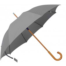 Branded Wood Shaft Umbrella