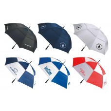 "Everest Logo Printed 30"" Golf Umbrellas"