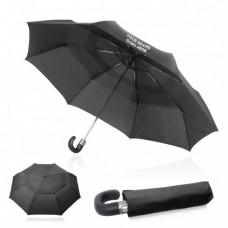 Golf Size Promotional Folding Umbrellas