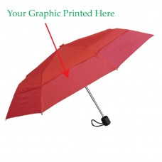 HT Vented Personalised Umbrellas