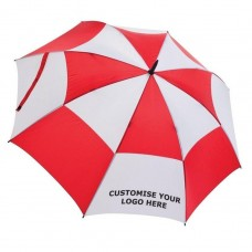 Large Messia Sports Umbrella Printed