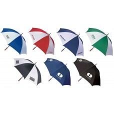 Promotional Wind Proof Golf Umbrellas