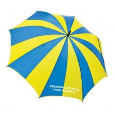 Starshine Logo Emblazoned Golf Umbrellas