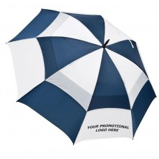 Vented Melbourne Umbrella With Branding