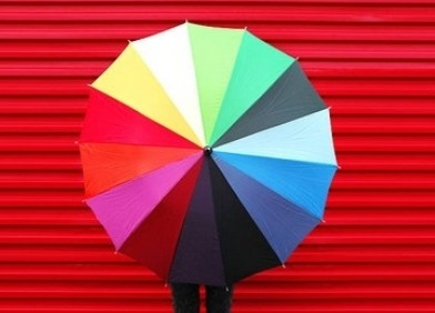 Branding Options on Promotional Umbrellas